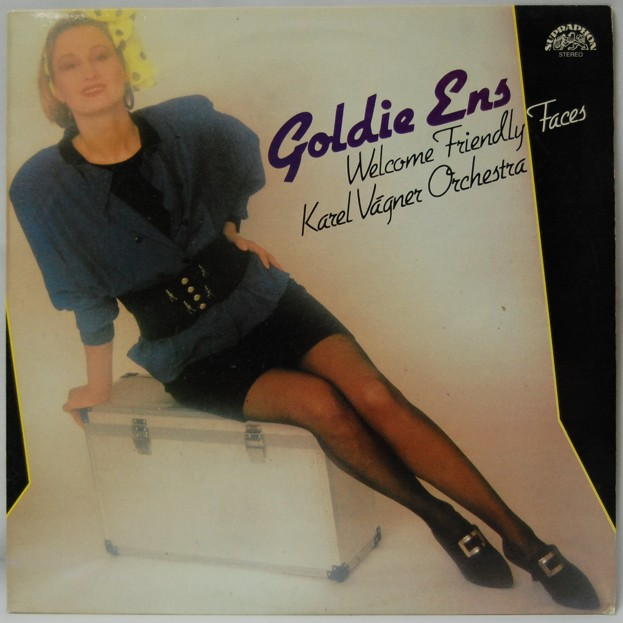 Goldie Ens - Welcome Friendly Faces