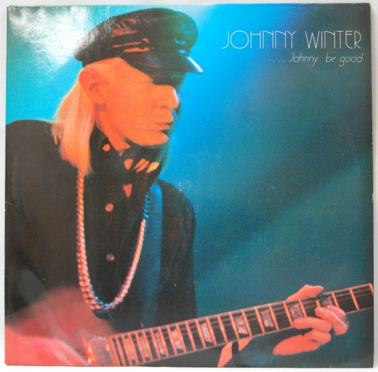Johnny Winter - Johnny be good (2 LP)
