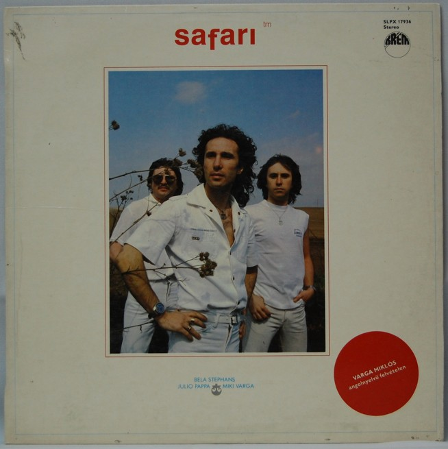 Safari - That Was Then,This is Now