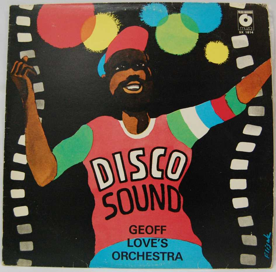 Disco Sound - Geoff Loves Orchestra
