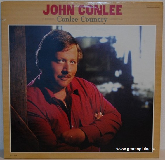 John Conlee - Conlee Country
