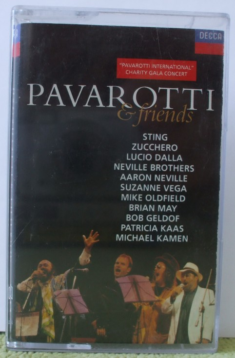 Pavarotti & Friends - Charity Gala Concert